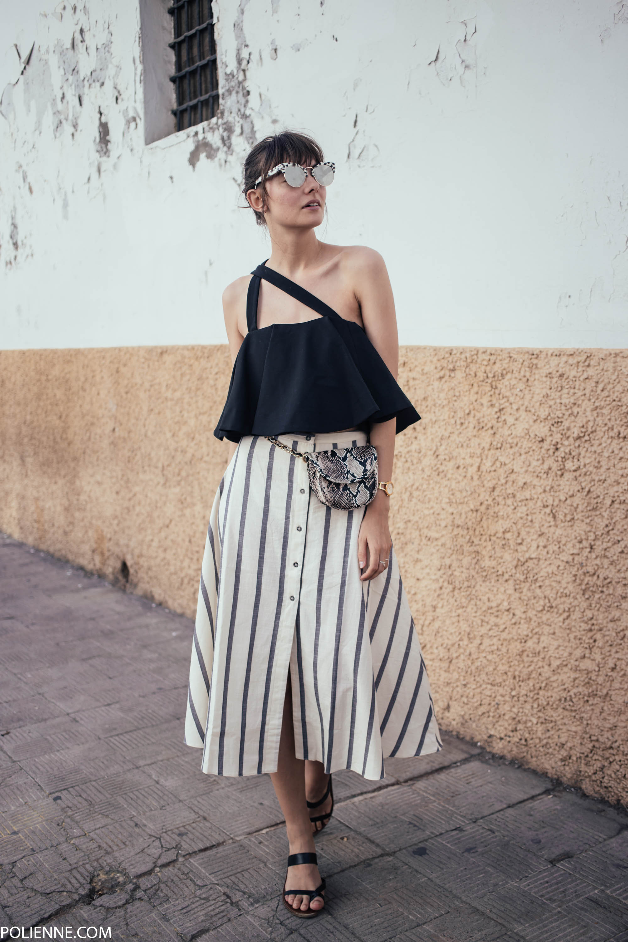 Seville by night & an ASOS update - POLIENNE