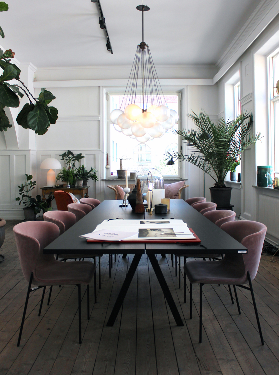 Dining room inspiration POLIENNE